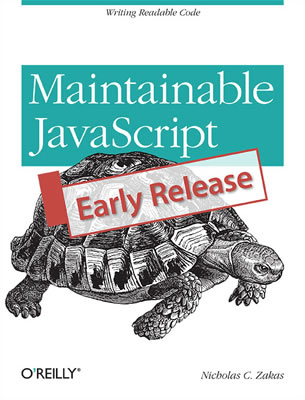 Maintainable JavaScript by Nicholas Zakas, review by Ben Nadel.