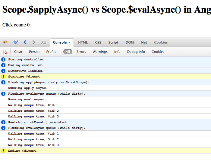 Scope $applyAsync() vs  Scope $evalAsync() in AngularJS 1 3
