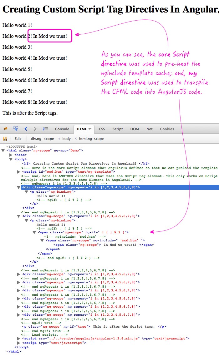 Creating Custom Script Tag Directives In Angularjs