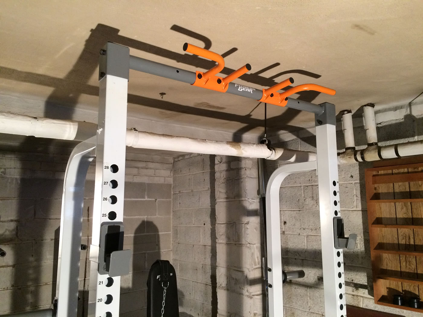 Project Huge Building A Home Gym Squatting Benching